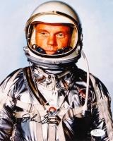 John Glenn Signed NASA 8x10 Photo (JSA COA) at PristineAuction.com