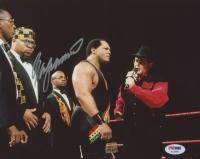 Ron Simmons Signed 8x10 Photo (PSA COA)