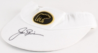 Jack Nicklaus Signed Adjustable Visor (JSA COA)