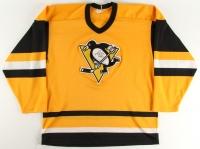 Mario Lemieux Signed Penguins Jersey (JSA COA)