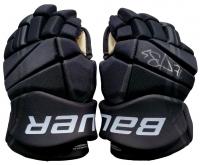 Pair of (2) Evgeni Malkin Signed Bauer Hockey Gloves (JSA COA)