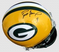 Brett Favre Signed Packers Full-Size Authentic On-Field Helmet (JSA COA & Favre Hologram)