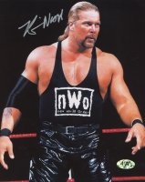 Kevin Nash Signed WWE 8x10 Photo (MAB Hologram)