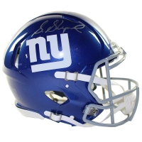 Sterling Shepard Signed Giants Full Size Authentic Speed Helmet (Steiner COA & Fanatics)
