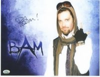 Bam Margera Signed 8.5x11 Photo (PPC COA)