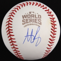 Anthony Rizzo Signed 2016 World Series Baseball (Schwartz COA & MLB Hologram) at PristineAuction.com
