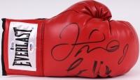 Floyd Mayweather Jr. & Conor McGregor Signed Boxing Glove (PSA LOA & Beckett Hologram)