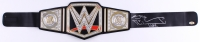 "Shawn Michaels Signed WWE World Heavyweight Championship Belt Inscribed ""HBK"" (MAB Hologram)"