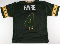 "Brett Favre Signed LE Packers Jersey Inscribed ""SB XXXI Champs!"" (Favre COA & JSA COA)"