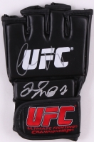 Conor McGregor & Floyd Mayweather Jr. Signed Authentic UFC Glove (PSA LOA)