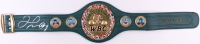 Floyd Mayweather Jr. Signed Full-Size WBC Heavyweight Championship Belt (Beckett COA)