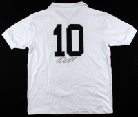 Pele Signed Santos FC Jersey (PSA COA)