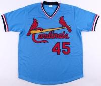 Bob Gibson Signed Cardinals Jersey (JSA COA) at PristineAuction.com