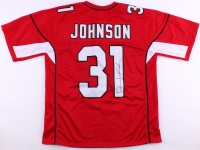 David Johnson Signed Cardinals Jersey (JSA Hologram)