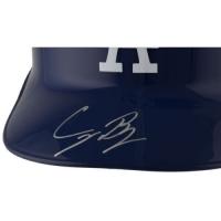 Cody Bellinger Signed Los Angeles Dodgers Full-Size Batting Helmet (Fanatics Hologram & MLB Hologram) at PristineAuction.com
