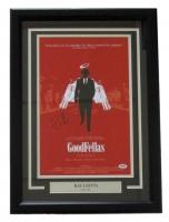 "Ray Liotta Signed ""Goodfellas"" 18"" x 26"" Custom Framed Movie Poster Display (PSA COA)"