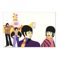 """The Beatles """"Ringo, Sentimentalist"""" Limited Edition 24x36 Giclee on Gallery Wrapped Canvas"""