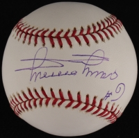 Minnie Minoso Signed OML Baseball (JSA COA) at PristineAuction.com