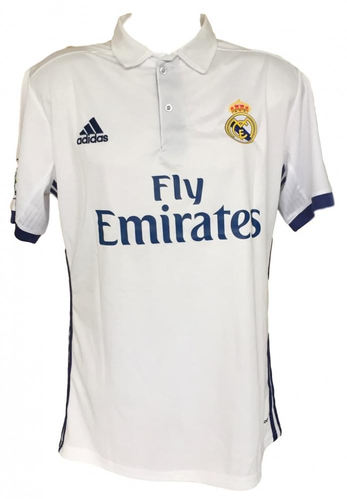 5b97a7f28e4 Cristiano Ronaldo Signed Real Madrid Adidas Soccer Jersey (PSA COA) at  PristineAuction.com