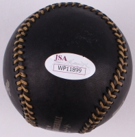 Jung Ho Kang Signed OML Black Leather Baseball (JSA Hologram) at PristineAuction.com