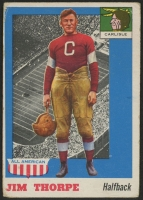 1955 Topps All American #37 Jim Thorpe