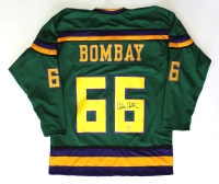 "Emilio Estevez Signed The Mighty Ducks ""Bombay"" Jersey (PSA COA) at PristineAuction.com"