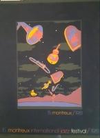 "1981 New Orleans Jazz Festival 18"" x 24"" Serigraph"