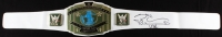 "Shawn Michaels Signed WWE Intercontinental Heavyweight Championship Belt Inscribed ""HBK"" (JSA COA)"