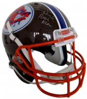 "Henry Winkler Signed ""The Waterboy"" Mud Dogs Full-Size Helmet Inscribed ""Coach Kline"" (JSA COA)"