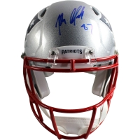 Rob Gronkowski Signed Patriots Full Size Helmet (Steiner COA) at PristineAuction.com