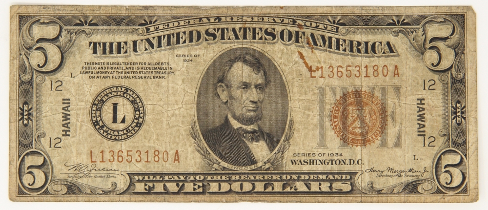 How Much Is A $5 Silver Certificate Worth - Best Design Sertificate 2018