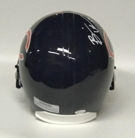 "Brian Urlacher Signed Bears Full-Size Helmet Inscribed ""D POY"" (JSA COA) at PristineAuction.com"