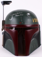 "Jeremy Bulloch Signed Star Wars ""Boba Fett"" Full-Size Deluxe Edition Star Wars Helmet Inscribed ""Boba Fett"" (Radtke Hologram)"