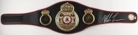 Mike Tyson Signed Full-Size WBA Heavyweight Championship Belt (PSA Hologram)