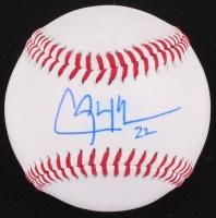 Clayton Kershaw Signed Wilson Baseball (JSA COA)
