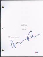 "Aaron Paul Signed ""Breaking Bad"" Pilot Episode Full Script (PSA COA)"