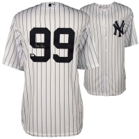 Aaron Judge Signed New York Yankees Jersey (Fanatics Hologram) at PristineAuction.com