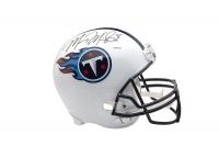 Marcus Mariota Signed Tennessee Titans Full-Size Helmet (UDA COA)