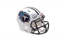 Marcus Mariota Signed Tennessee Titans Mini Helmet (UDA COA) at PristineAuction.com