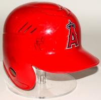 Mike Trout Signed Angels Authentic Full-Size Batting Helmet (JSA LOA)