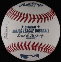 "Ozzie Smith Signed OML Baseball Inscribed ""HOF 02"" (JSA COA) at PristineAuction.com"