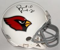 Patrick Peterson Signed Cardinals Mini-Helmet (JSA COA)