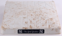 Authentic Game-Used New York Yankees Third Base from April 13th, 2017 (Steiner LOA)