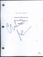 "Christian Bale Signed ""The Dark Knight"" Full Movie Script (JSA COA)"