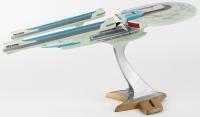 William Shatner Signed Star Trek Starship Enterprise (JSA COA)