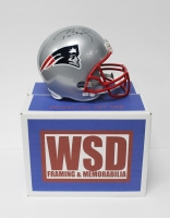 Wholesale Sports Daily Mystery Box - Autographed Football Full-Size Helmet Edition at PristineAuction.com