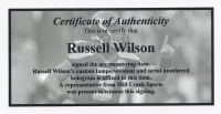 Russell Wilson Signed Nike On-Field Seahawks Jersey (Wilson Hologram & COA) at PristineAuction.com