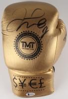 Floyd Mayweather Jr Signed TMT Hand Boxing Glove (Beckett COA)