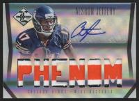 2012 Limited #235 Alshon Jeffery JSY AU/299 RC