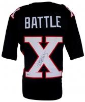 "Bill Goldberg Signed ""The Longest Yard"" Mean Machine Battle X Jersey (Beckett COA)"